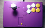 Modding :  stick Megadrive full Sanwa