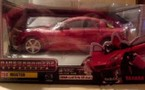 BINALTECH - MAZDA RX-8 Meister version limitée RED