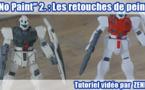 """Tuto vidéo : le """"No Paint"""" 2ème partie - Les retouches de peinture et panel lines à la Citadel"""