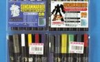 Les Gundam Markers