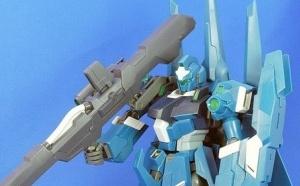 MG RGZ-95C ReZEL [Command Type] - Review
