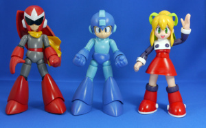 Review - Rockman, Blues & Roll 1/10, Kotobukiya