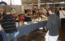 Japan Expo 2008 - 4 jours sur le stand ANIGetter