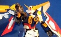 MG XXXG-01W Wing Gundam - Review