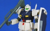 HGUC RGM-79C GM Type C - Review