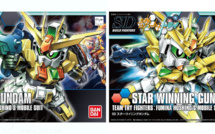 Review - SDBF Winning Gundam & Star Winning Gundam