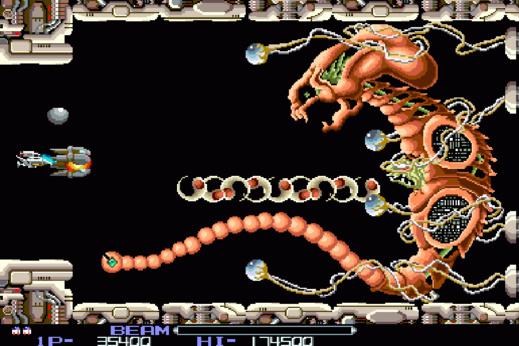 Krell, le célèbre 1er boss fortement inspiré l'Alien