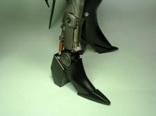 La mécanique des jambes
