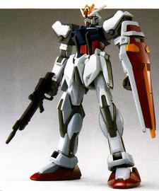 GAT-X105 Strike Gundam - 1/144 - 2002