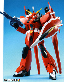 ZGMF-X23S Saviour Gundam - 1/100 - 2006