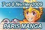 Hobby Forever au Paris Manga les 7 et 8 février 2009