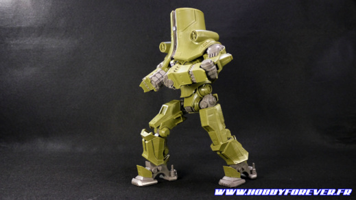 Review - PLAMAX Cherno Alpha 1/350