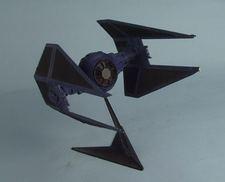 Tie Interceptor - Airfix