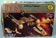 Y-Wing Fighter - MPC