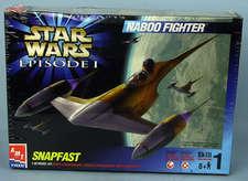 Naboo Fighter - AMT/Ertl