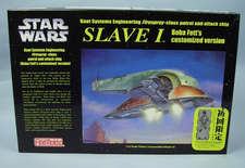 Slave One Bobba Fett - FineMolds