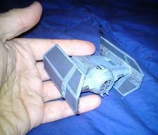 Darth Vader Tie Fighter - Easy Kit Pocket Revell