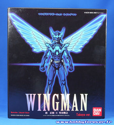 Le Box Art du Wingman Takeya Ver.