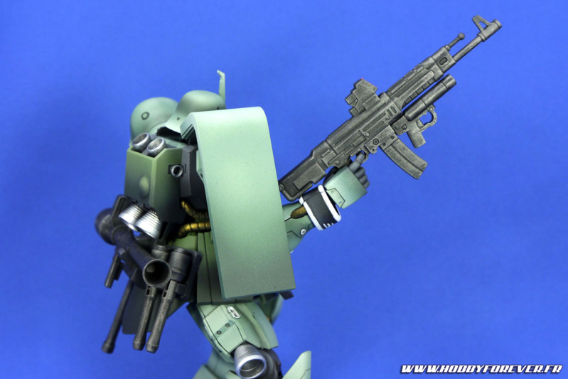 Finished works - HGUC Geara Zulu