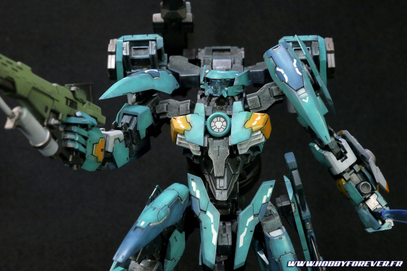 Finished work : skell Formula 1/48 - Xenoblade Chronicles X