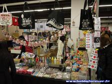 Une boutique de produits de consommation 100% japonais