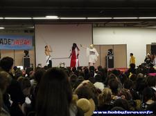 Le concours de cosplay, toujours aussi populaire