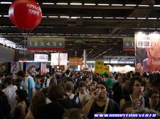 Une foule compacte pour l'édition 2010 de la Japan Expo !