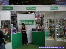 Kotobukiya était également présent à la JE 2010