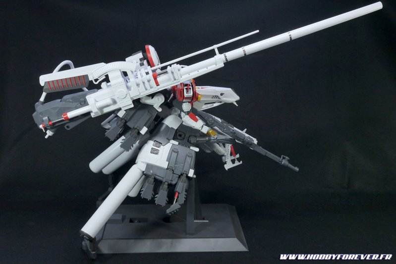 Review - MG Plan303E Deep Striker de Bandai