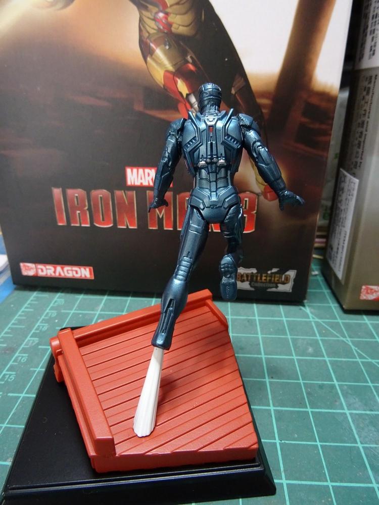 Review - Iron Man Model Kit par Dragon Models