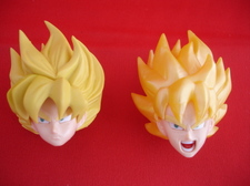Deux têtes disponibles
