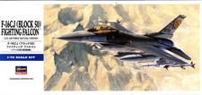 F-16CJ (Block 50) Fighting Falcon 1/72 Hasegawa
