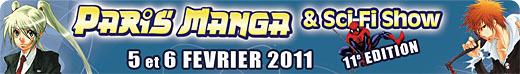 Hobby Forever au Paris Manga des 5 et 6 février 2011