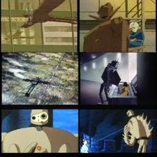 Les robots de Lupin / Superman / Laputa