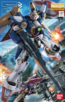 MG XXXG-01W Wing Gundam - Review