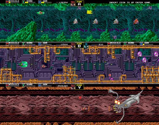 Darius (arcade, 1986)