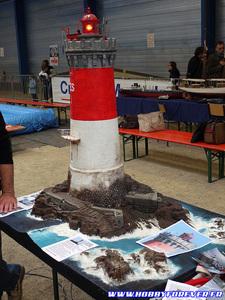 Un superbe phare breton