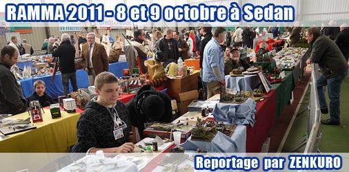 RAMMA 2011 - 8 et 9 octobre 2011 à Sedan