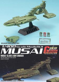 EX et Gundam Collection Musai