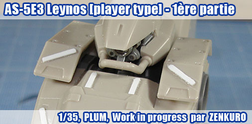 AS-5E3 Leynos [player type] - WIP 1ère partie