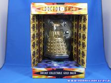 Le Dalek dans sa boite