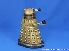 une superbe peinture dorée pour ce Gold Dalek