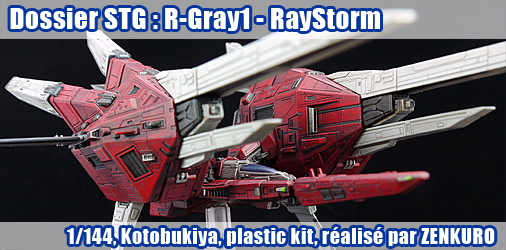 Dossier STG : Rgray-1 - RayStorm (Arcade)