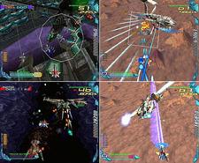 Screenshots de RayCrisis