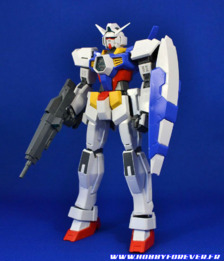 MG AGE-1 Gundam AGE-1 - Review
