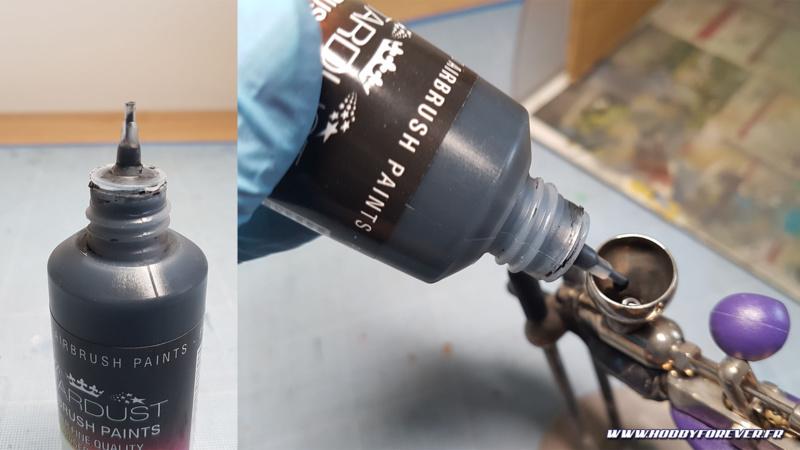 Les Stardust Pro se présentent dans de grands flacons de 60ml prêt à l'emploi