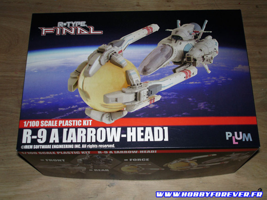 R-9 A [ARROW HEAD] 1/100 - Out of Box