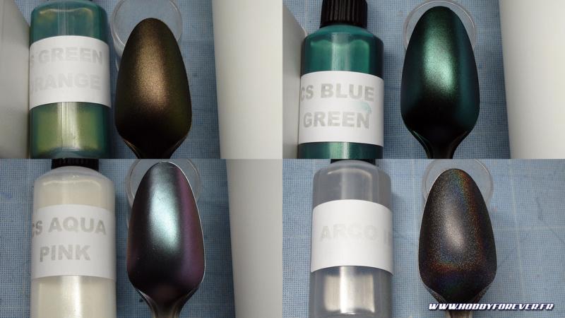 CS Green Orange / CS Blue Green / CS Aqua Pink / Arco Iris