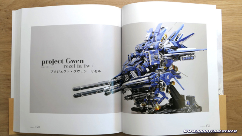 Review book : Ver.ED Anthology Vol.01 Mechanical Detailing