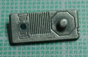 application du pigement gun metal